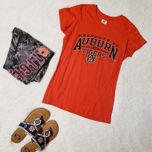 Ladies Auburn Tigers t-shirt